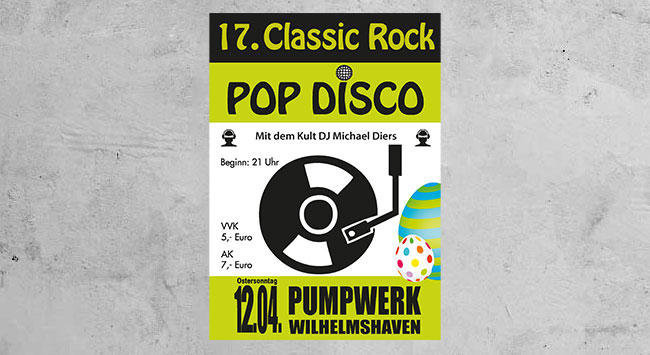 17. Classic Rock & Pop-Disco